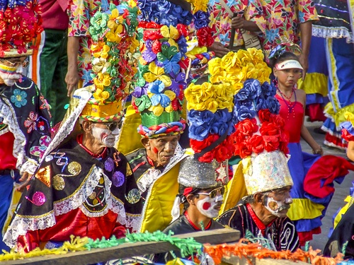Karneval in Barranquilla, Kolumbien