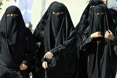 Frauen in Saudi-Arabien
