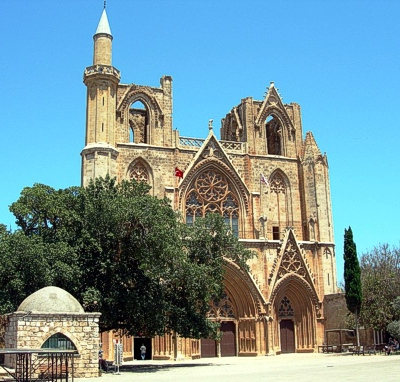 Famagusta alte Kathedrale